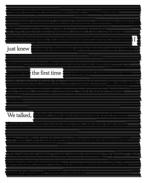 nyt newspaper blackout