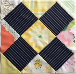 crossroads block for quilt tops